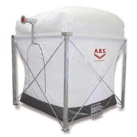 ABS Silo Textile Flexilo A FOND PLAT 4.6 tonnes