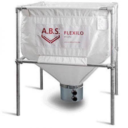 ABS silo textile Flexilo MINI 600 litres