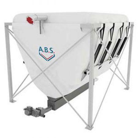 ABS Silo Textile Flexilo RESSORT 3.3 tonnes