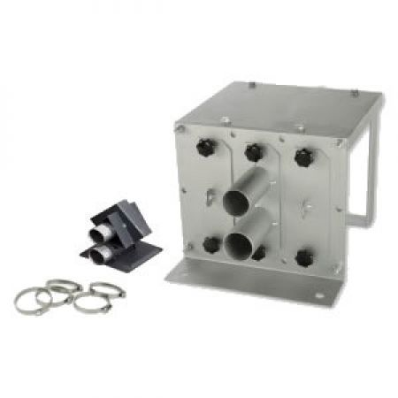 ABS unité de changement manuel pour 3 sondes d'aspiration à pellet