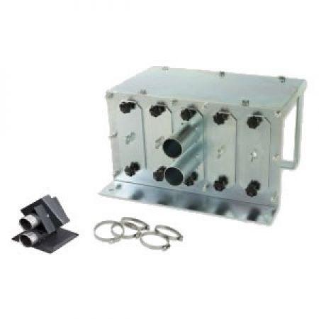 ABS unité de changement manuel pour 4 sondes d'aspiration à pellet