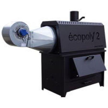 Générateur Air Chaud au bois ECP50.2 puissance 50kW