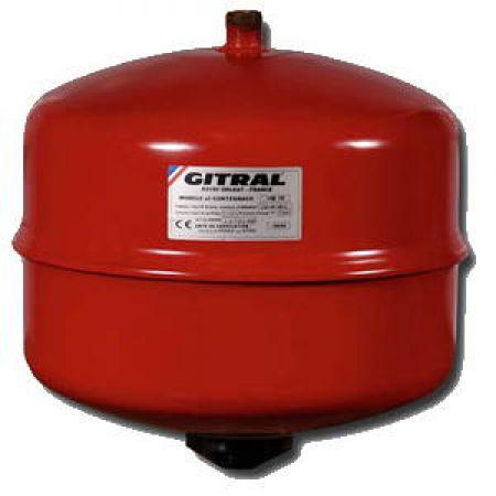 Gitral Vase expansion 25 litres chauffage