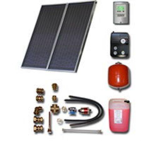 Kit solaire thermique 2-3 personnes ensol