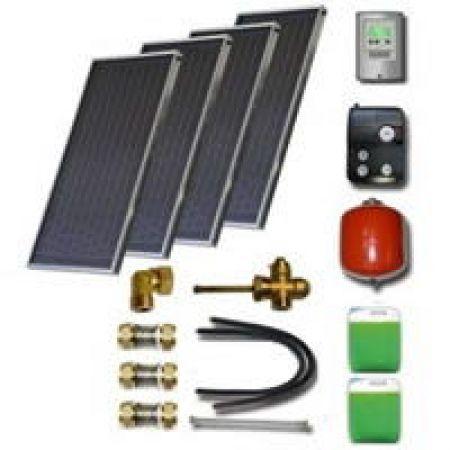 Kit solaire thermique 5-6 personnes ensol