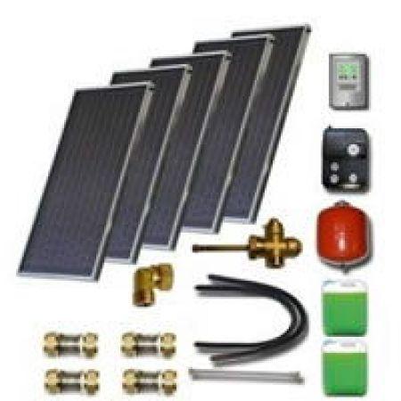 Kit solaire thermique 6-8 personnes ensol