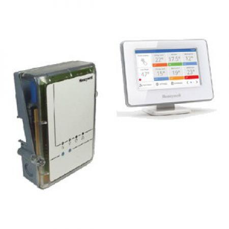 Régulation sans fil pour circuit de chauffage HMC85
