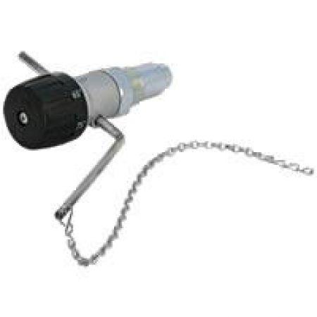 Régulateur de tirage ESBE ATA212 plongeur 50mm