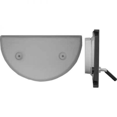 Isolation de porte 32 mm pour chaudière avec chambre sphérique