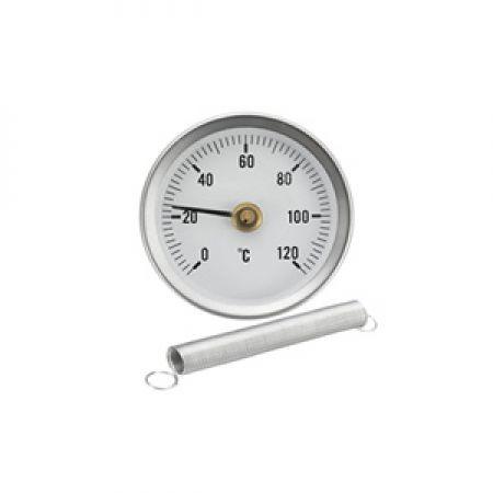 Thermomètre à contact bimétallique eneove