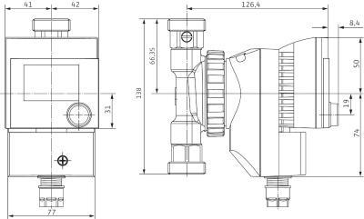 circulateur wilo wilo star z15 tt acs. Black Bedroom Furniture Sets. Home Design Ideas