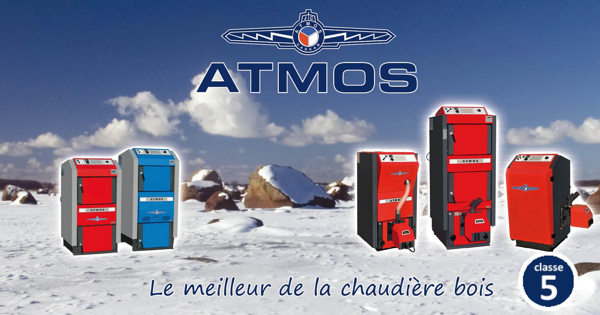 Chaudière Atmos